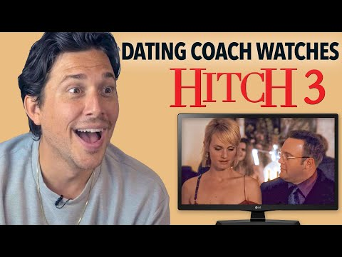 Dating Expert Reacts To HITCH 3 (Will Smith & Kevin James) | Date Scene | RomCom Review