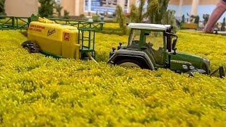 RC Tractor Dreamland! BIG ACTION at Farmworld Fehmarn!