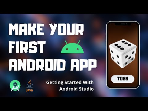 Get Started With Android Studio | Make Your First Android App