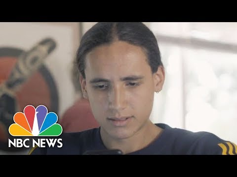 Meet The 17-Year-Old Aztec Rapper Suing The Donald Trump Administration | NBC News