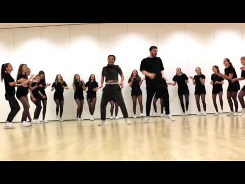 Major Lazer - Light it up Choreography by Radig Badalov │ Ivana Santacruz & HouseofRa