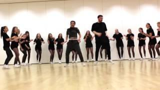 Major Lazer - Light it up Choreography by Radig Badalov Ivana Santacruz & HouseofRa