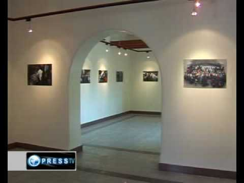 Iran: Photo Exhibition on Gaza