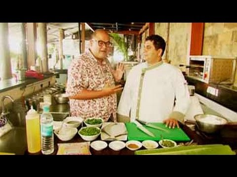 A Parsi platter for Bikramjit