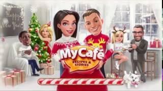 My Café: Recipes & Stories # 146 Cafe Expansion