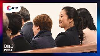 Keiko Fujimori: Tercer día de audiencia - parte 3 KEIKO 検索動画 30