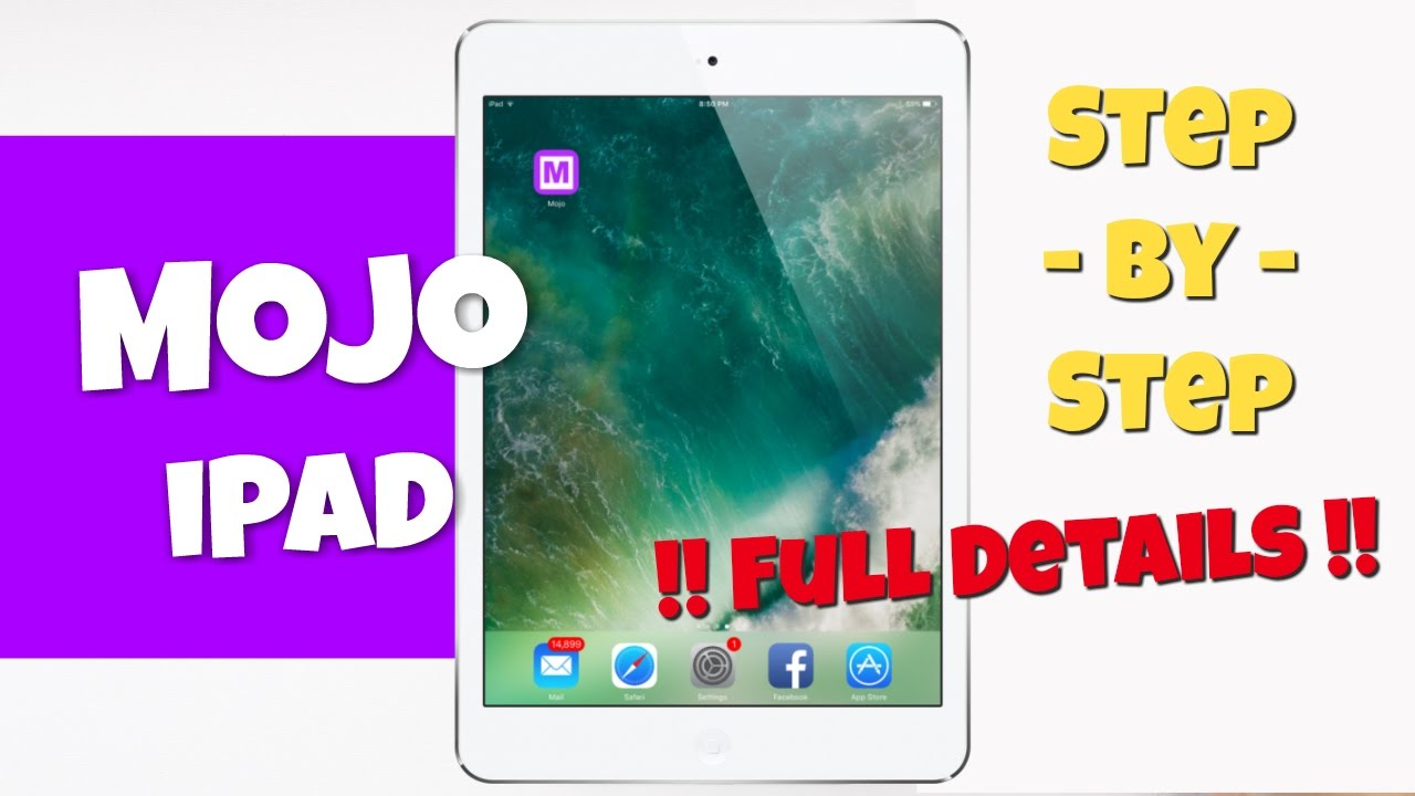 Mojo Installer iPad Download ( Feb 2019 Update ) - YouTube