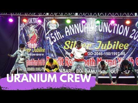 CHAMPAGARH Official Video - Song No : - 7 || Nagpuri Dance Video || Uranium Crew || Rourkela 2020