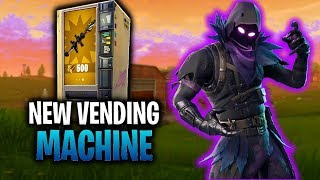 Dubs With Subs | New Raven Skin And Vending Machines | Fortnite Battle Royale | Save The World |195w