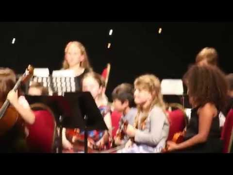Halstow School Orchestra Performance 2015 @Blackheath Halls