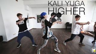 XXTRAKT - Higher | Hip Hop choreography by Kali Yuga | D.side dance studio