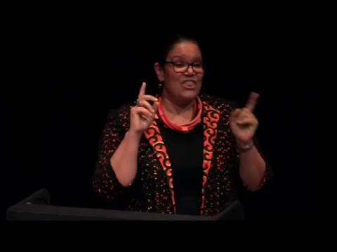 Art has power | Sandra Obiago | TEDxEuston