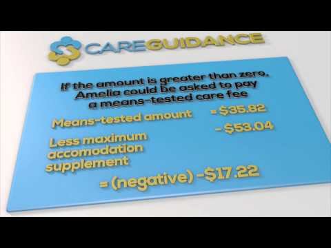 Video 17: Permanent residential care fee estimator