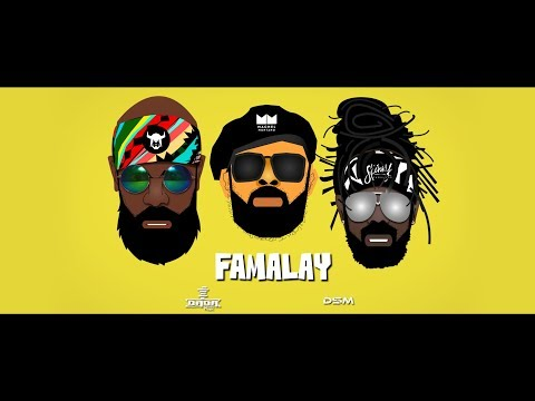 Famalay (Official Lyric Video) | Skinny Fabulous X Machel Montano X Bunji Garlin | Soca 2019