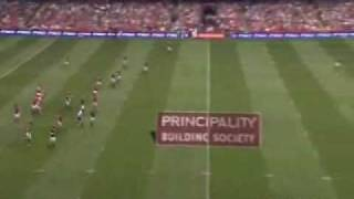 Rugby: Wales Vs South Africa & New Zealand Vs Ireland Highlights (Summer 2010)