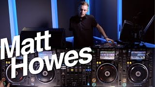Matt Howes - DJsounds Show 2017
