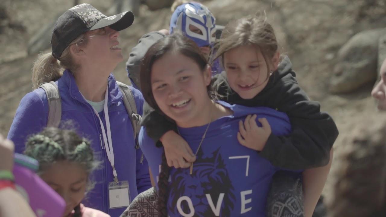2019 Day 2 is Always Wild! Camp Agape California - YouTube