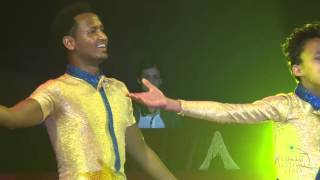 Amazing Circus show by Ethiopians at the Int'l Circus Festival of Italy