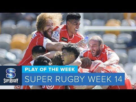 PLAY OF THE WEEK: Super Rugby Week 14