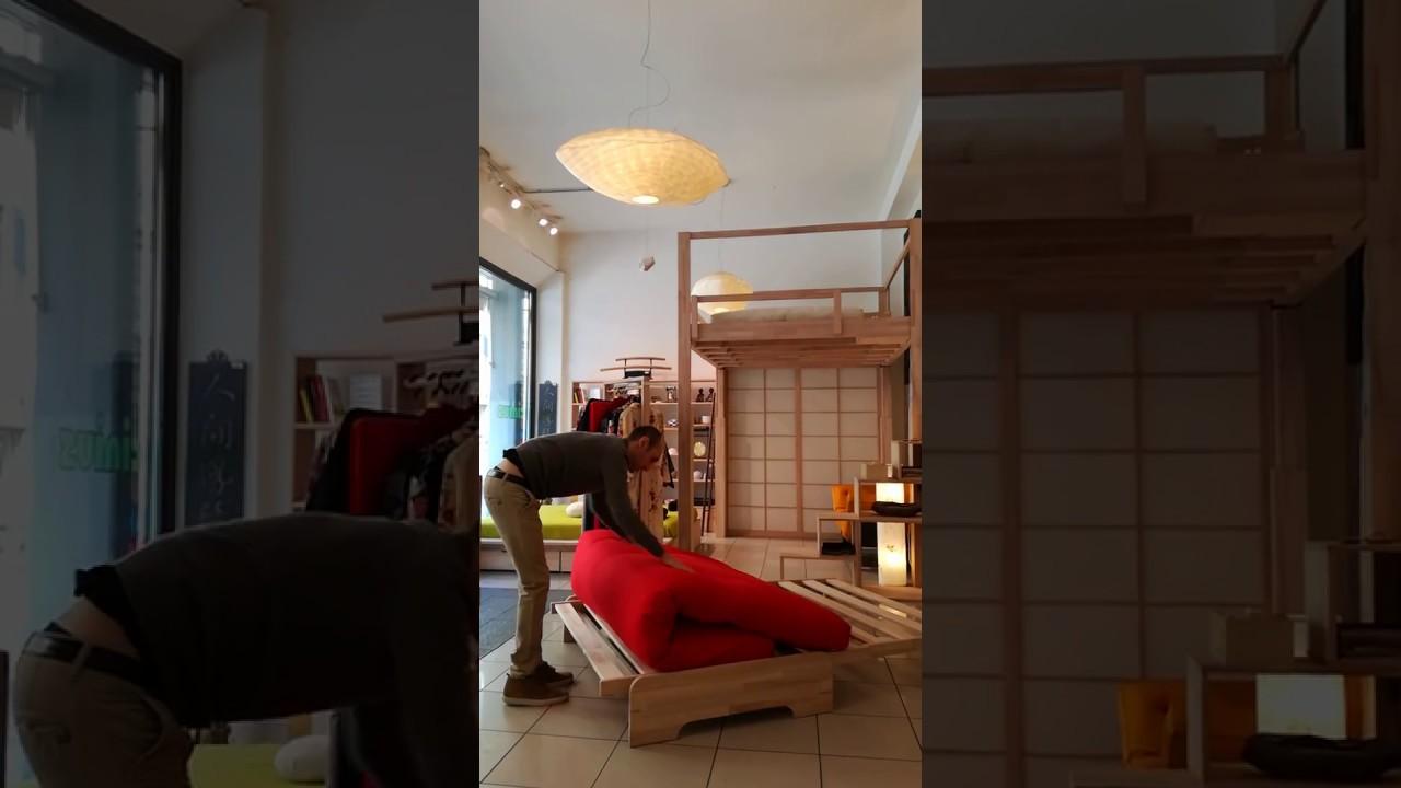 Come aprire e chiudere il divano letto roma youtube - Divano letto a roma ...