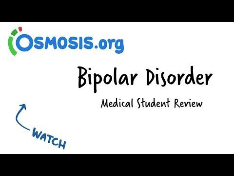 Bipolar Disorder   Clinical Presentation