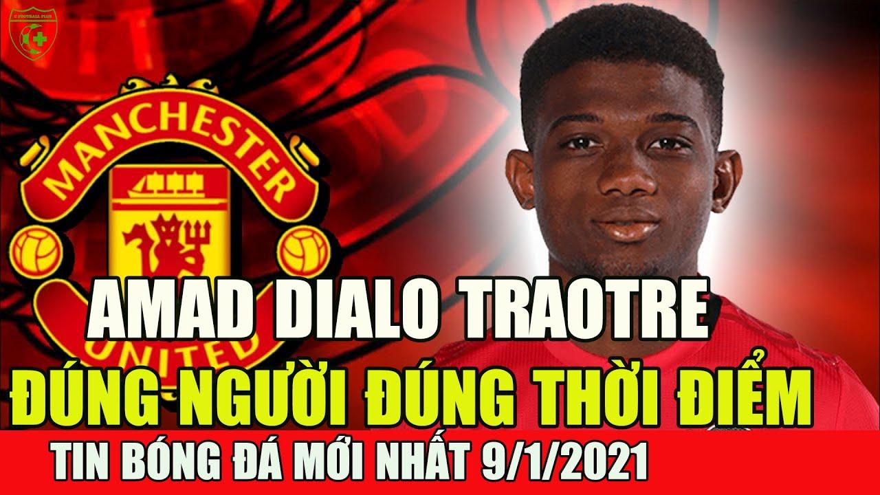 Tin bóng đá mới nhất 9/1, Amad Dialo đúng người đúng thời điểm, Tại sao MU lại mua Van de Beek