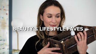 CURRENT FAVORITES: Beauty & Lifestyle | ttsandra