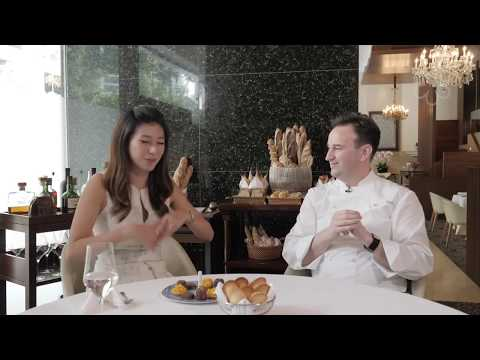 French Dining Etiquette & Terminology Explained By Sebastien Lepinoy of Two-MICHELIN Star Les Amis