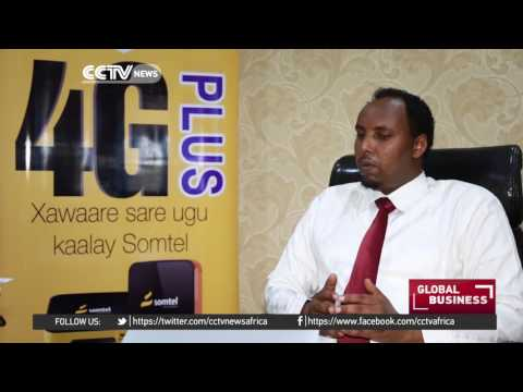 4G+ connectivity changing lives in Somaliland