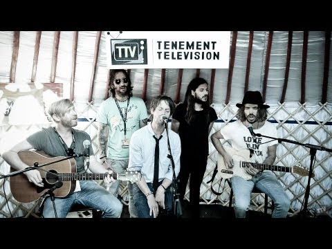 The Temperance Movement - Only Friend, Chinese Lanterns - Tenement TV at Wickerman 2013