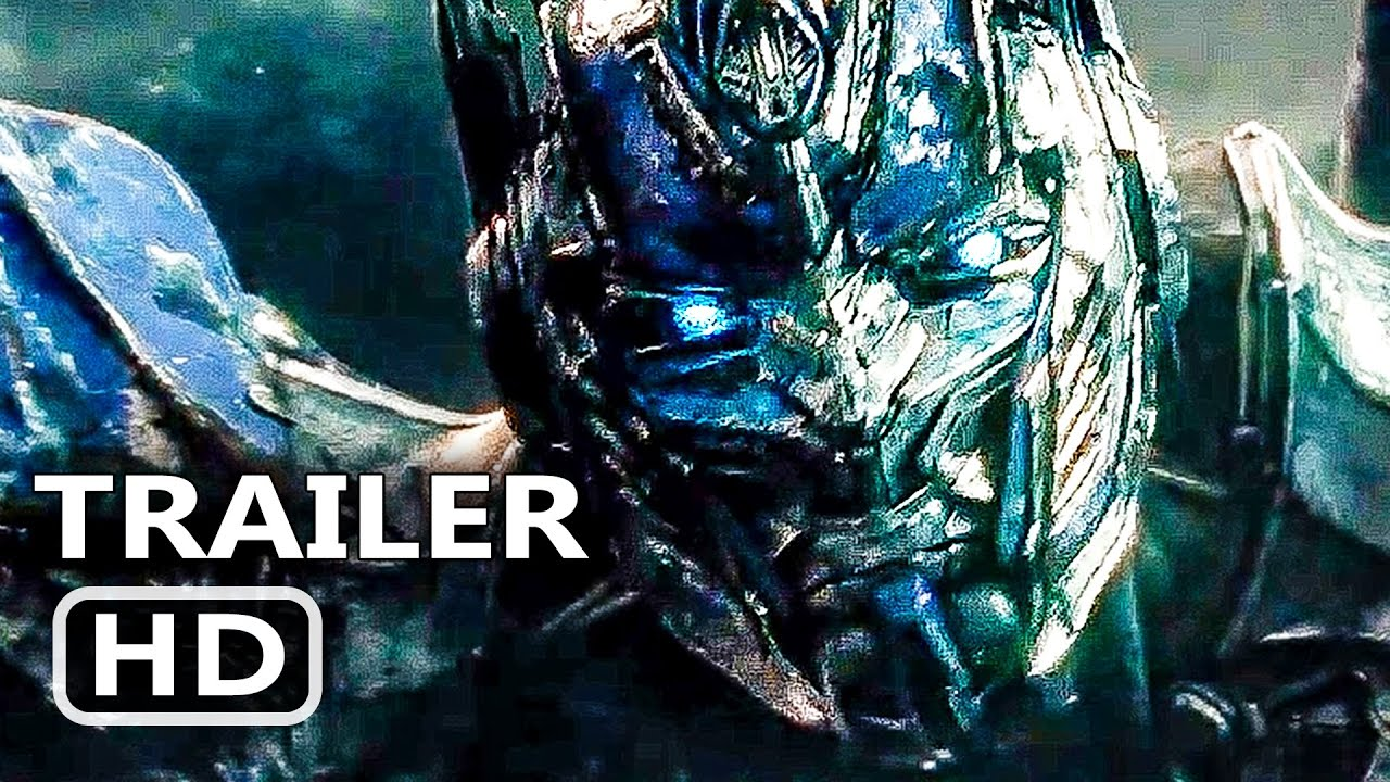 Transformers 5 Official Trailer All Teasers 2017 Mark