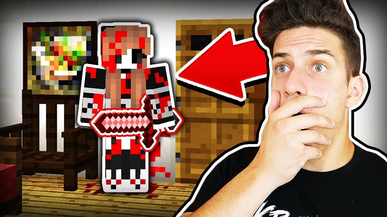 The SCARIEST MINECRAFT HORROR MAP