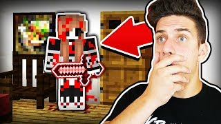 The SCARIEST MINECRAFT HORROR MAP...
