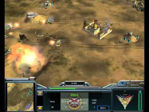 Command and Conquer - Generals: Zero Hour - China Tank Rush