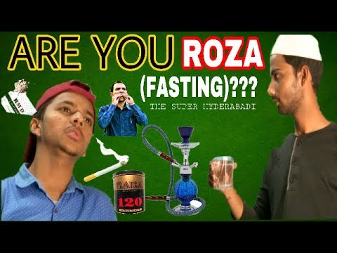Are You Roza(Fasting)? || Ramzan Beautiful Message Video || The Super Hyderabadi