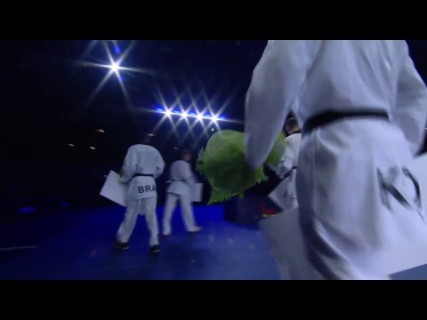 Day 2 - Roma 2018 World Taekwondo Grand-Prix