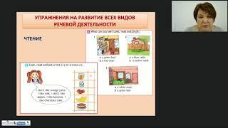 Использование компонентов УМК «Английский в фокусе 2–4» (для чего, когда, как)