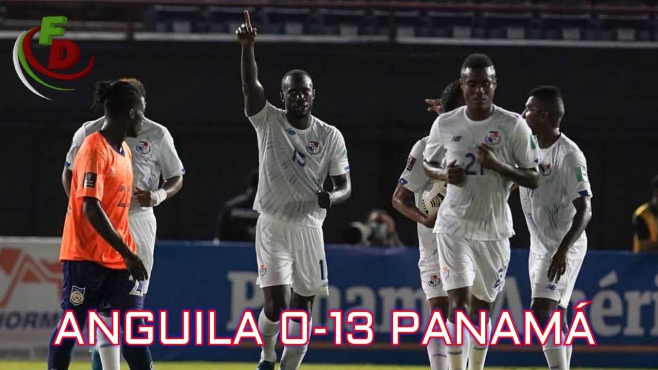 Download ANGUILA 0-13 PANAMÁ / TODOS LOS GOLES / ELIMINATORIAS CONCACAF