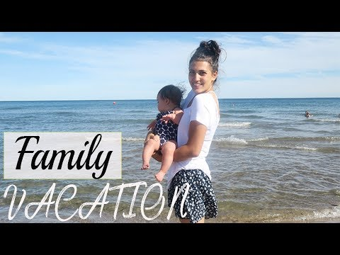 FAMILY TRAVEL VLOG | QUEBEC CITY & MONTREAL