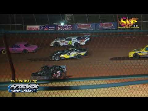 Screven Motor Speedway Nov. 18, 2017