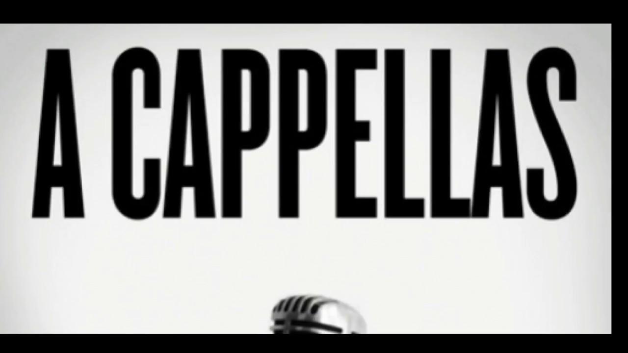 acapella dancehall