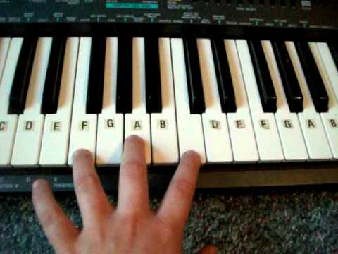 Let It Be Keyboard/Piano Tutorial