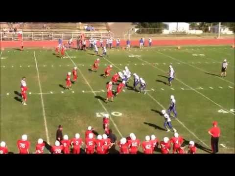 2015 SOCORRO MIDDLE SCHOOL VS COBRE OTHER TOP PLAYS