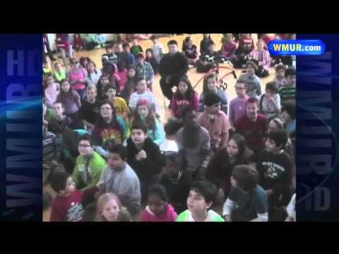 Broken Ground School performs 'Snow Blitz'