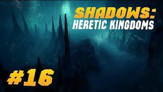 Прохождение Shadows: Heretic Kingdoms [#16 Загадка Когог`Аака]