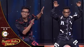 Dance India Dance Season 4  February 09, 2014 - Shyam & Dharmesh