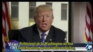 Donald J Trump Mesaj urgent pentru crestinii din toatà lumea