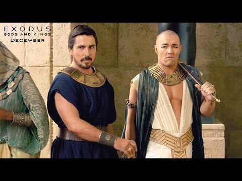 Exodus: Zei şi Regi - trailer subtitrat în limba română