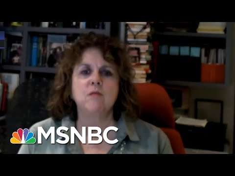 Laurie Garrett: WH Guidelines 'Left Out All Metrics' For COVID-19 Testing | The Last Word | MSNBC