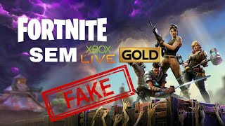 How to manage to play Fortnite for free without FAKE Xbox Live Gold